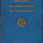 A History of the American Legion Department of Hawaii